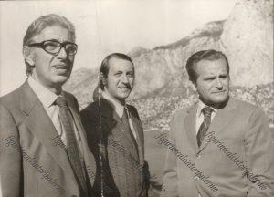 Renzo Barbera-Salvatore Matta-Giampiero Boniperti 1972-1973 Palermo -Juventus 0-1