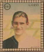 Bea figurine stadio 1948-1949 Luozzi
