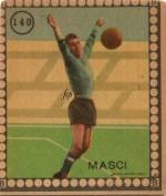 Bea figurine stadio 1948-1949 Masci
