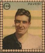 Bea figurine stadio 1948-1949 Pavesi