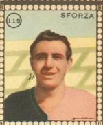Bea figurine stadio 1948-1949 Sforza