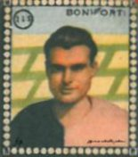 Bea figurine stadio 1948-1949 Boniforti