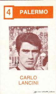 Carte da gioco Nuzzi 1969-1970 Lancini