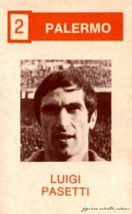 Carte da gioco Nuzzi 1969-1970 Pasetti