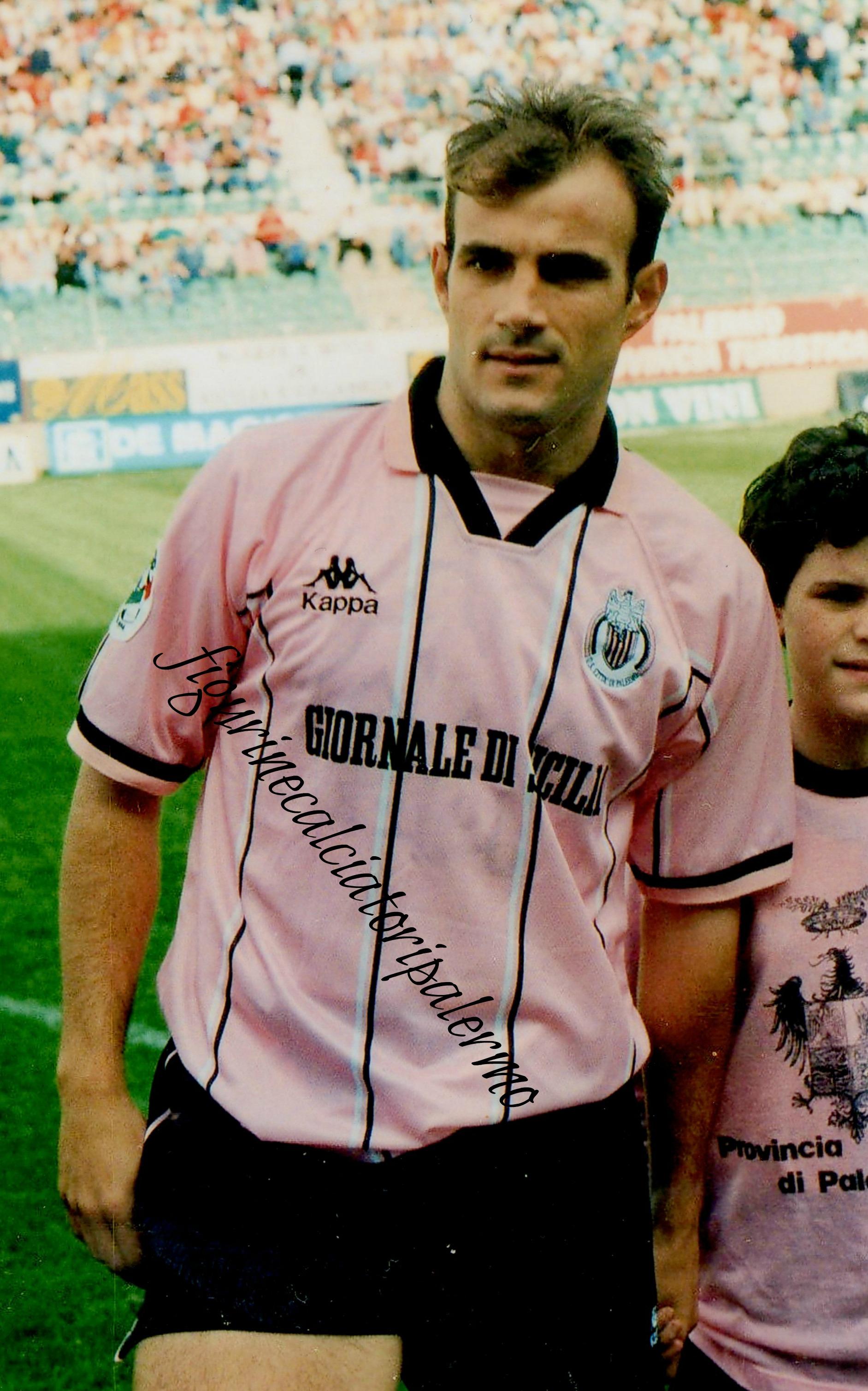 Francesco Galeoto 1992-1993 e 1995