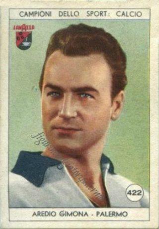 Gimona 1949-1950 Lavazza
