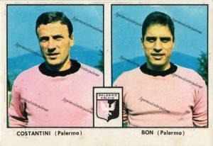 Palermo Calcio 1966-1967 Costantini-Bon