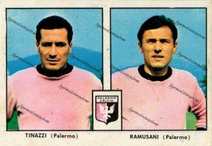 Palermo Calcio 1966-1967 Tinazzi-Ramusani