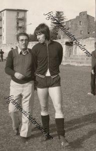 Palermo Calcio 1974-1975 dott. Matracia- Ariedo Braida