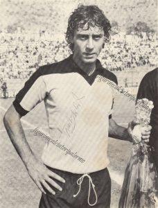 Palermo Calcio 1979-1980 Fausto Silipo