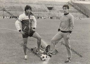 Palermo Calcio 1980 - Ignazio Arcoleo Pasqualino Borsellino (1)