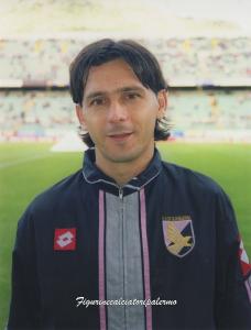 Palermo Calcio 2003-2004 Gaetano Vasari