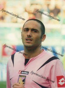 Palermo Calcio 2006-2007 David Di Michele