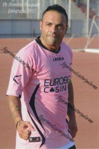 Palermo Calcio 2011-2012 Fabrizio Miccoli