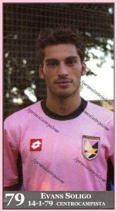 Palermo Calcio Evans Soligo 2003-2004