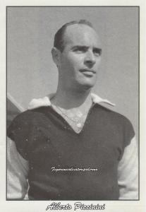 Palermo calcio 1954-1955 Alberto Piccinini
