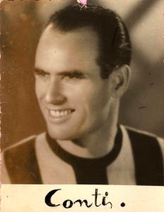 Palermo calcio 1949-1950 Conti