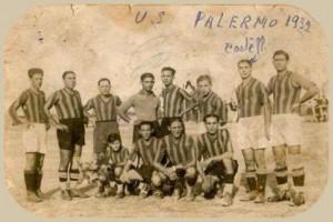 figurine calciatori palermo 1933-1934