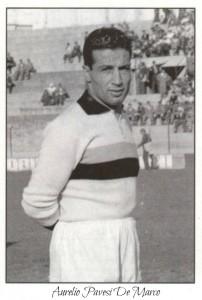 figurine calciatori palermo 1947-1948 Aurelio Pavesi De Marco