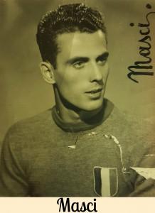 figurine calciatori palermo 1948-1949 foto Masci