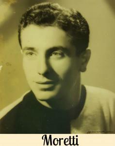figurine calciatori palermo 1948-1949 foto Moretti