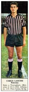 figurine calciatori palermo 1966-1967 Lancini