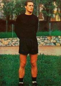 figurine calciatori palermo 1967-1968 Geotti
