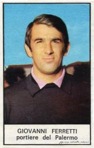 figurine calciatori palermo 1968-1969 Ferretti