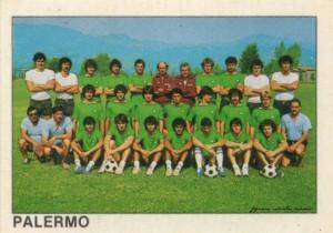 figurine calciatori palermo 1983-1984