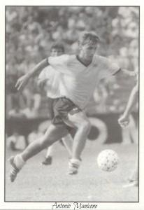 figurine calciatori palermo 1987-1988 Antonio Manicone
