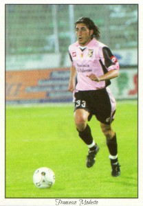 figurine calciatori palermo 2002-2003 Francesco Modesto
