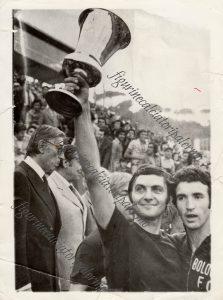 finale di Coppa Italia 1974 Palermo Bologna