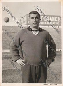 Palermo Calcio 1950-1951 e 1952-1953 Gulesin Sukru