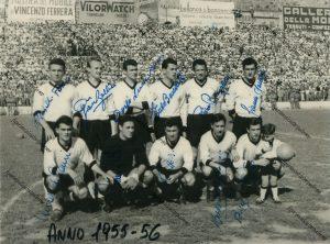 Palermo Calcio 1955-1956 serie B
