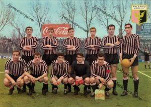 Palermo Calcio 1964-1965 Serie B 11°posto