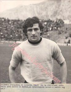 Palermo Calcio 1972-1973 Angelo Pereni