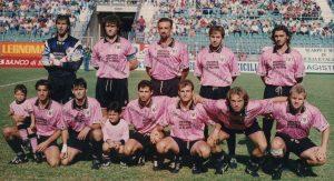 Palermo Calcio 1995-1996 Palermo -Andria
