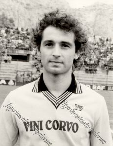 Palermo Calcio Bruno Caneo