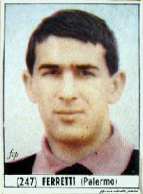Baggioli 1965-1966 Ferretti