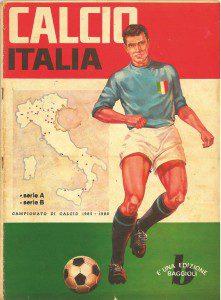 album-calcio-baggioli-1965-1966