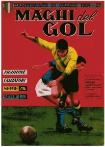album-maghi-del-gol-baggioli-1964-1965