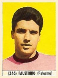figurine calciatori palermo 1965-1966