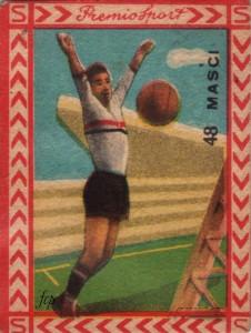Bea premio sport 1949-1950 Masci