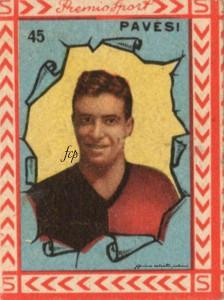 Bea premio sport 1949-1950 Pavesi