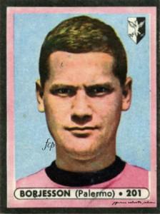 Lampo 1962-1963 Borjesson