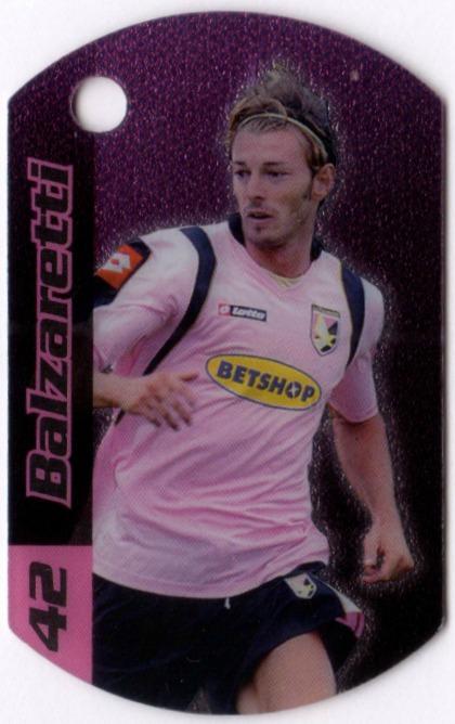 calcio metalstars 2009-2010 Balzaretti