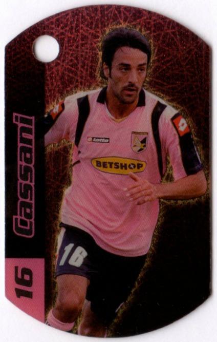 calcio metalstars 2009-2010 Cassani
