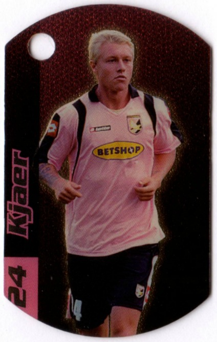 calcio metalstars 2009-2010 Kjaer