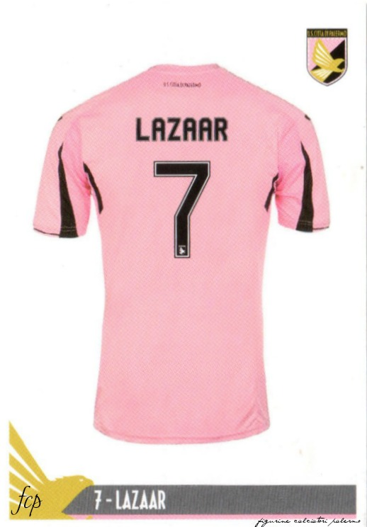 erredì 2015-2016 Lazaar