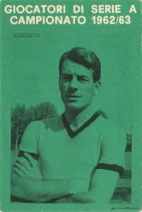 figurine calciatori palermo 1962-1963